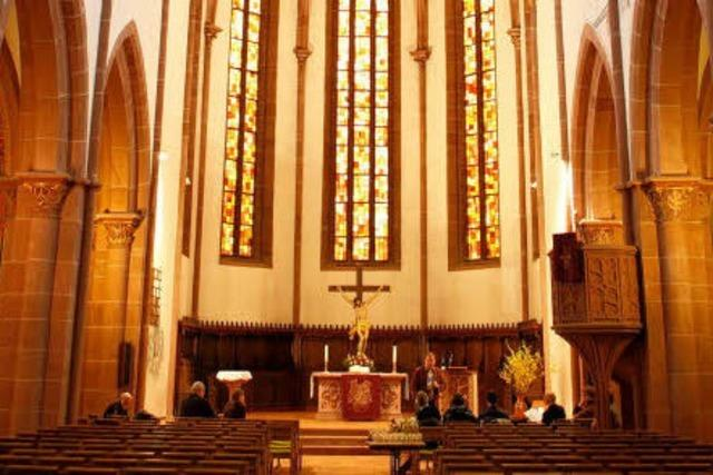 Spital und Stiftskirche in Lahr sind 750 Jahre alt