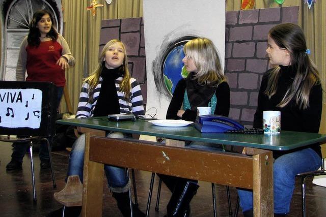 Schüler für Umweltschutz