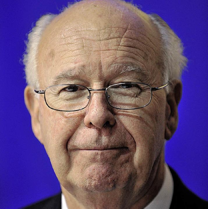 Der Weltpräsident der Rollschuhläufer: James A. Pollard   | Foto: seeger
