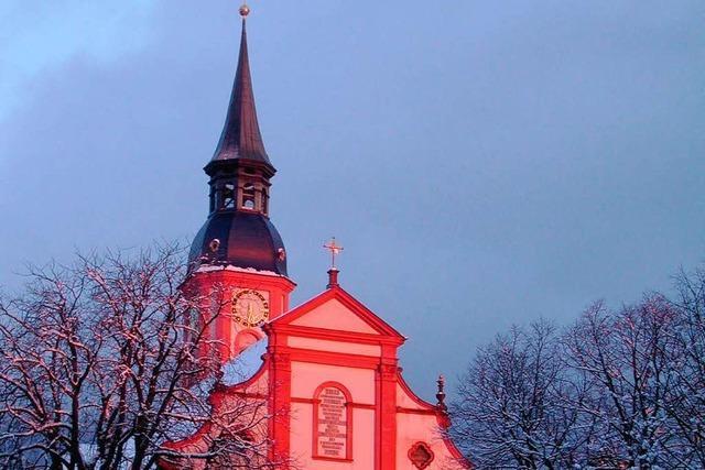 Messe aus St. Margarethen im ZDF