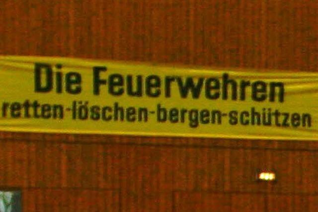 Altennachmittag des Feuerwehrverbandes