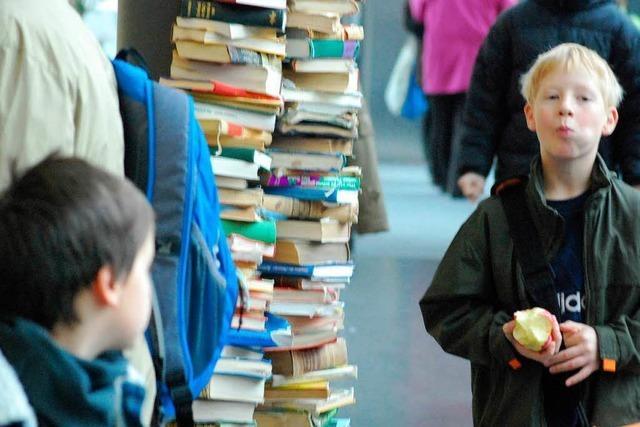 Leselust und Leidenschaft für die Sprache
