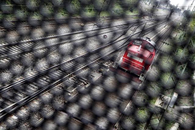 Bahn lehnt Lahrs Plan zur Rheintalstrecke ab