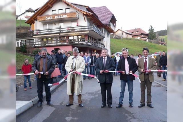 Brückenfest in Biederbach