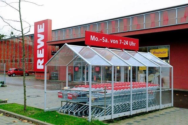 Rewe lässt bis Mitternacht einkaufen
