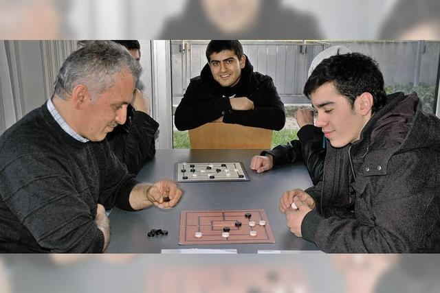 Turnier am Mühle-Brett