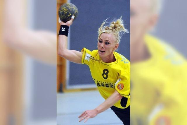 Szrnka kennt ihre frühere Trainerin