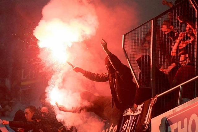 Schweizer Cup: Die Gewalt im Stadion ist explodiert