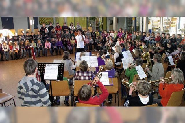 Schülern den Zugang zur Musik erleichtern