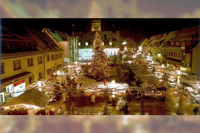 INFOBOX: Adventszeit in Neuenburg
