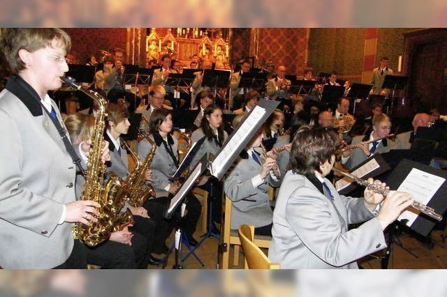 Klangvolumen in der Kirche