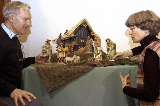 Museum Klösterle zeigt 20 Weihnachtskrippen