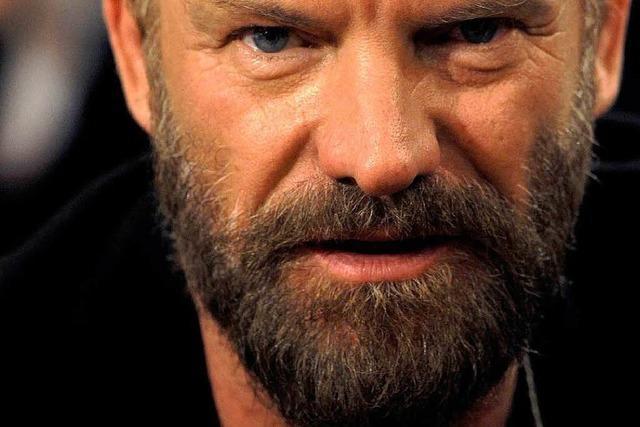 Stings neues Album: Eines Sängers Winterreise
