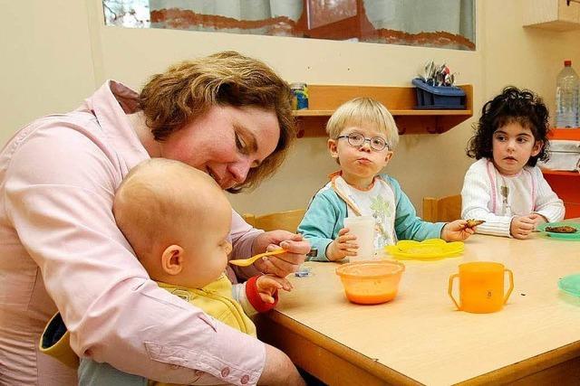 Einigung im Kindergarten-Streit