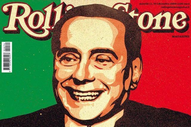 Video: Silvio Berlusconi ist der Rockstar des Jahres