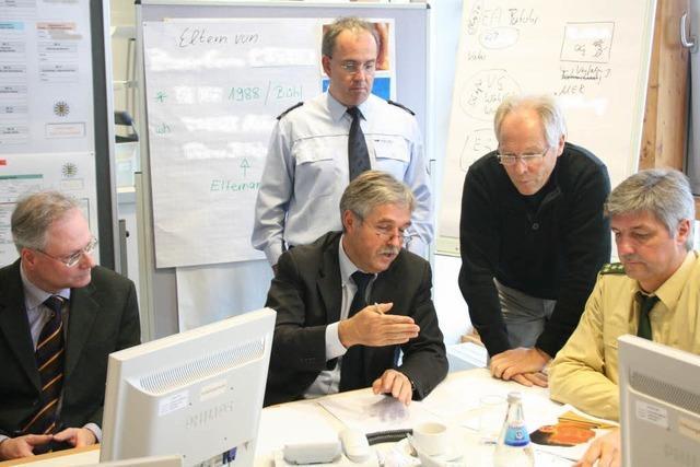 Entführung in Offenburg endet glimpflich