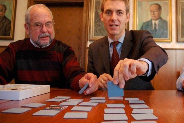 Gute Karten beim Grenzach-Wyhlen-Spiel