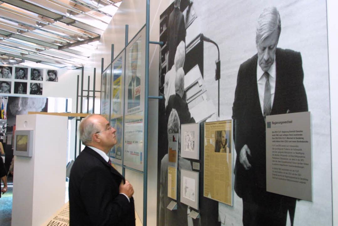 Neben der Daueraustellung hat das Muse...ch weitere 450 000 Exponate im Archiv.  | Foto: BZ