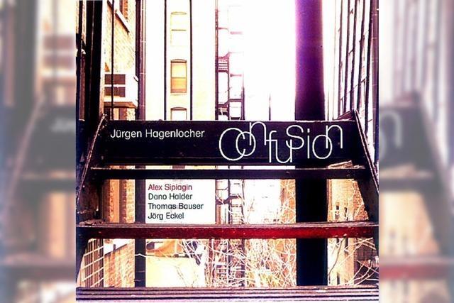 REGIO-CD: JAZZ: Mit einem Gast aus New York