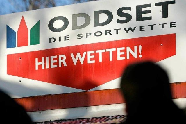 Politik und Sport streiten nach Wettskandal
