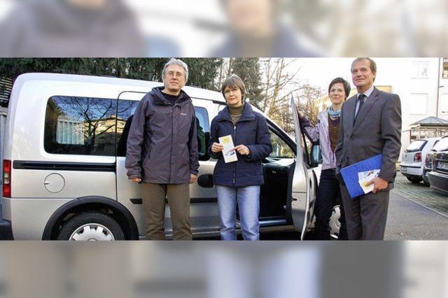 Fester Platz fürs Car-Sharing