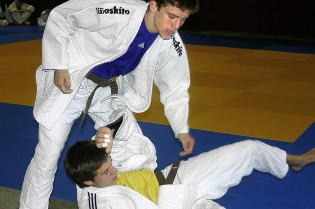Großer Tag der Judokas
