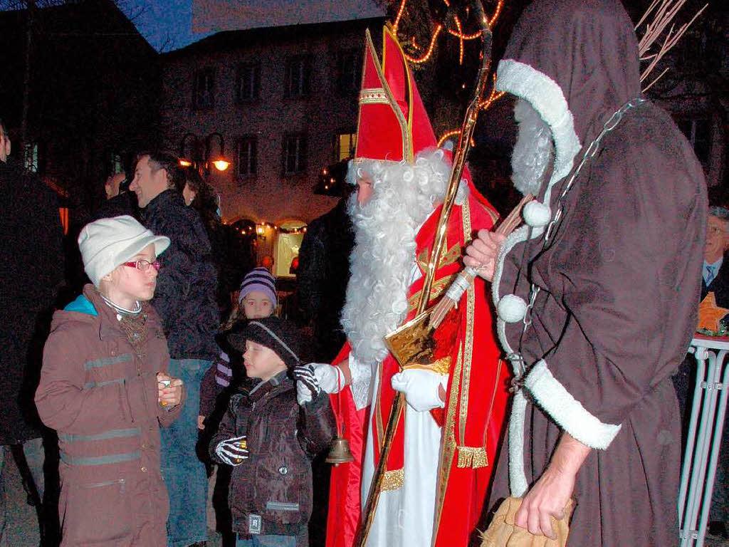 St Nikolaus Tag