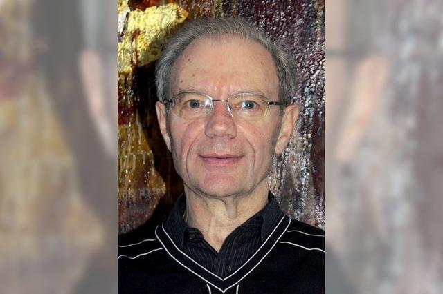 Von Ruhestand ist bei Günther Nufer längst noch keine Rede