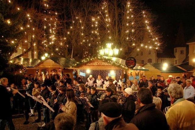 Lichterglanz am Lindenplatz