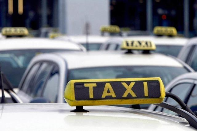 Taxi: Unterschiedliche Tarife bleiben