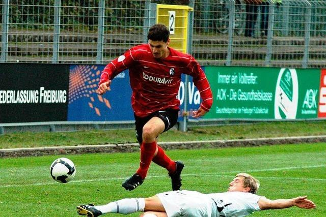 Wettskandal: SC Freiburg II gegen Ulm im Visier