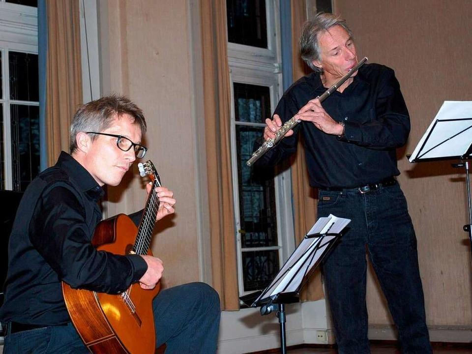 Ingmar Winkler und Thomas Kolfhaus  | Foto: Sylvia-Karina Jahn