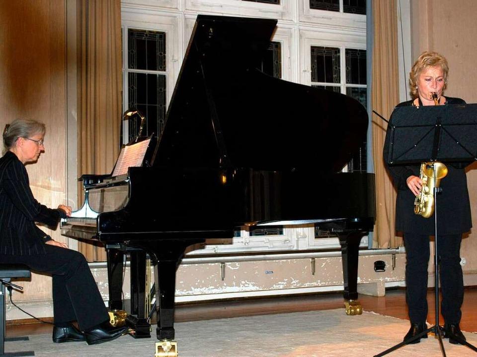Katrin Teschke, Beate Geier  | Foto: Sylvia-Karina Jahn