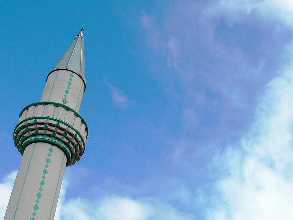 """""""Nein"""" – zu Minarett...tschieden am Wochenende die Schweizer.    Foto: Arne Bensiek"""