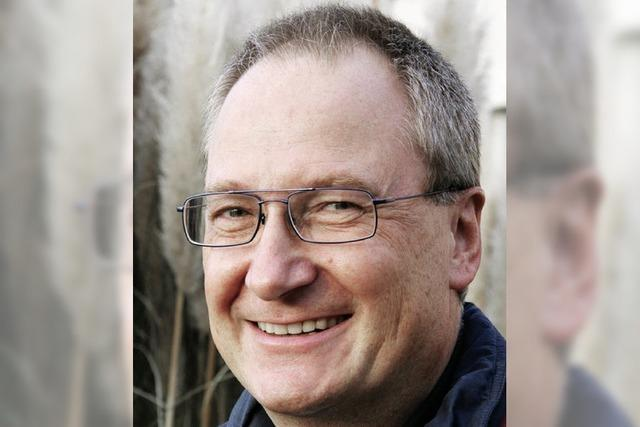 Herbert Kausch will Jugendliche unterstützen