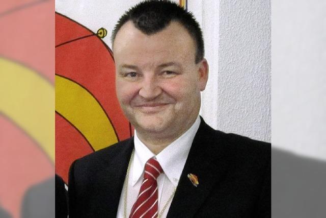 Goldener Verdienstorden für Gerhard Bürklin