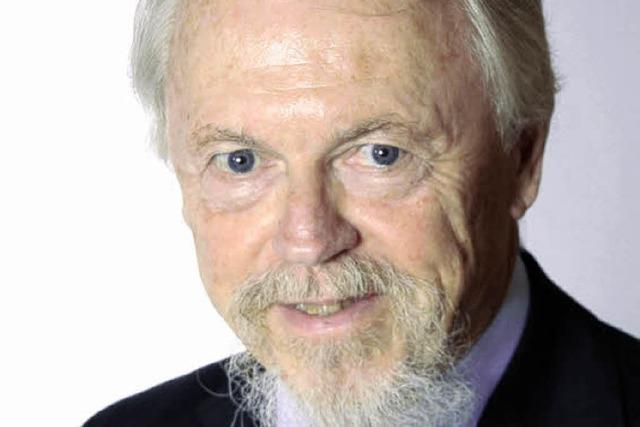 Kretschmer ist Ehrendoktor