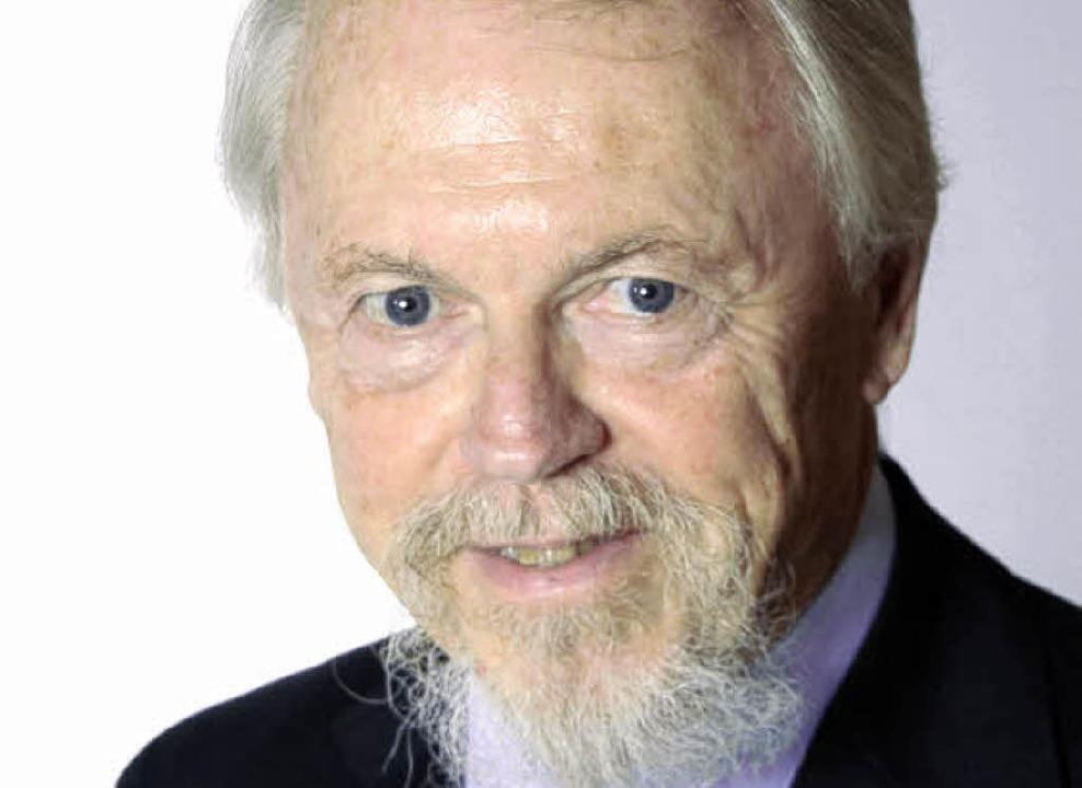Dr. h.c. Bernd Kretschmer     Foto: BZ