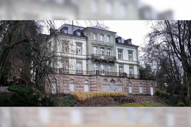 Villa Berberich soll verkauft werden