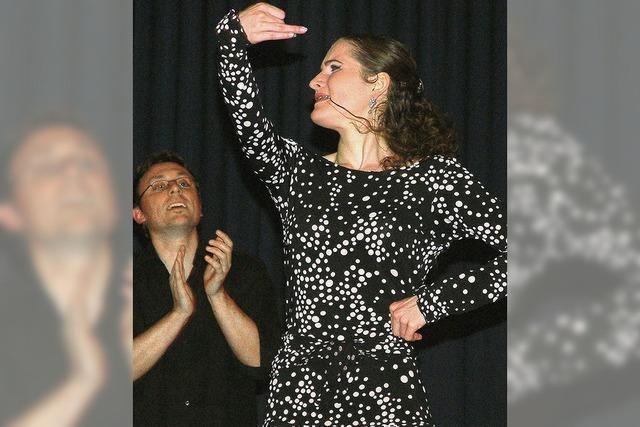 Im Flamenco-Takt zu neuen Ufern