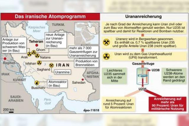 US-Experten mokieren sich über Irans Atompläne