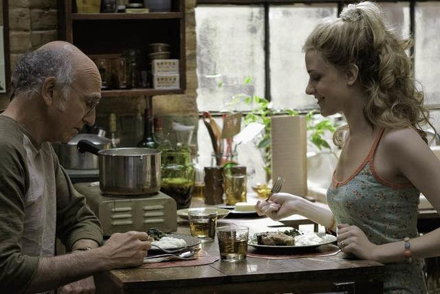NEUSTART: Der alte Mann und das Mädchen