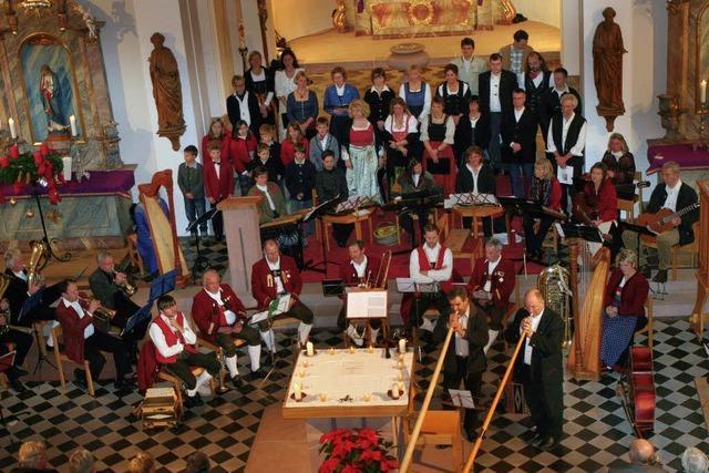 Besondere Klänge erfüllen Amolterns Vituskirche