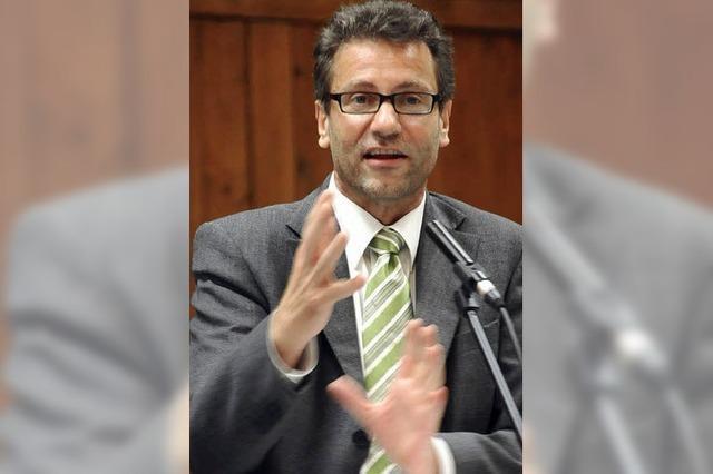 Minister Hauk vermeidet Zusagen