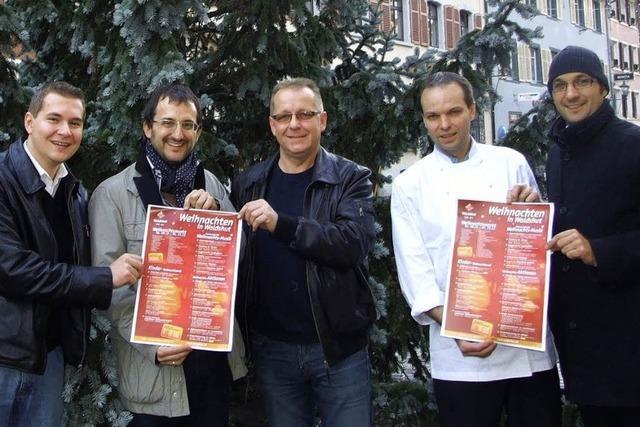 19 Tage weihnachtlicher Zauber auf der Kaiserstraße