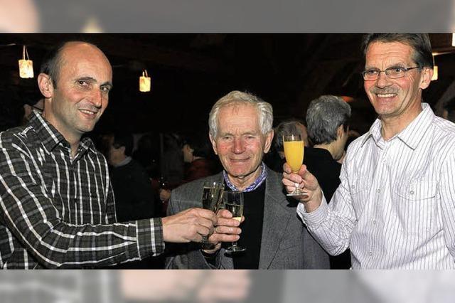 Seit 25 Jahren immer mehr Läufer in Britzingen