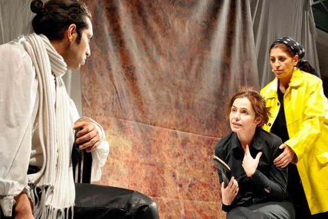 So entsteht eine iranisch-deutsche Theater-Koproduktion