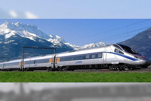 Kein schöner Zug der Schweiz