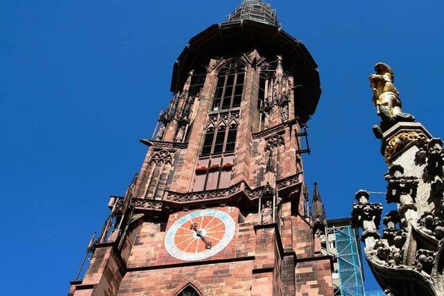 Wissenschaftler lüften das Münsterturm-Geheimnis