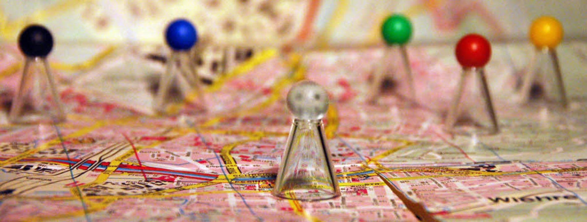 Vom Spielbrett auf die Straßen der Sta...mmt jetzt als GPS-Spiel auf den Markt.  | Foto: Anselm Busshoff